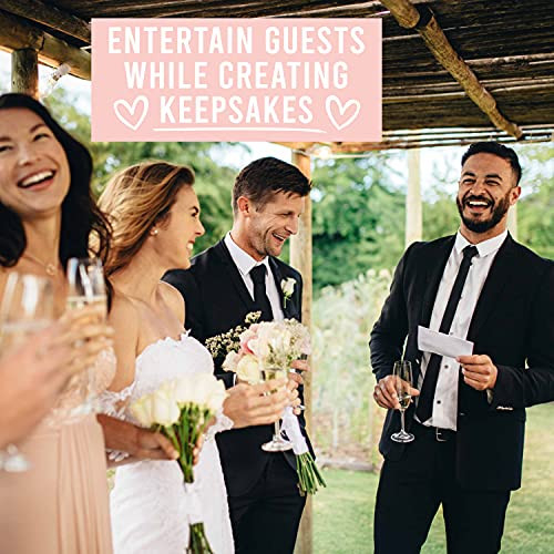 25 Wedding Advice Cards for Bride and Groom For Wedding Card