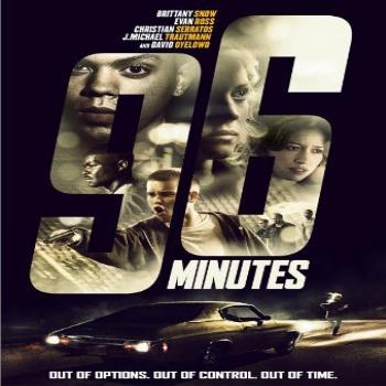 96 Minutes by Brittany Snow