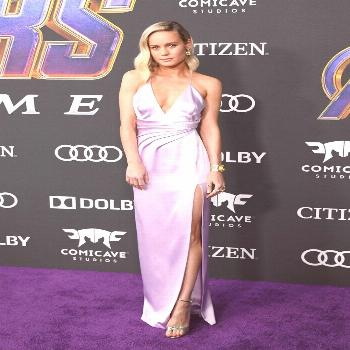 Brie Larson, Naomi Campbell, Gigi Hadid, and More of the Week's Best Dressed Stars -