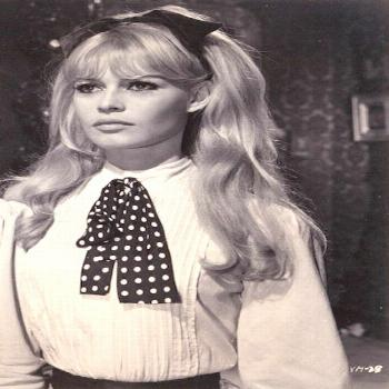 Brigitte Bardot. French actress, singer, dancer and fashion model and animal rights activist