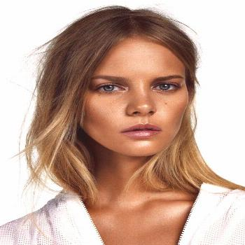 Bronzed Beauty Look From Marie Claire UK