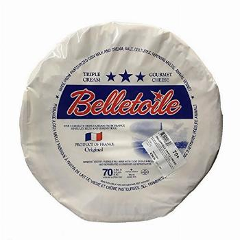 French Brie Cheese - Soft Ripened Cheese - Triple Cream -
