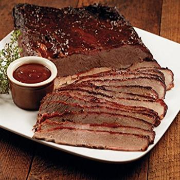 Kansas City Barbecue Beef Brisket, 2 count, 28 oz each from