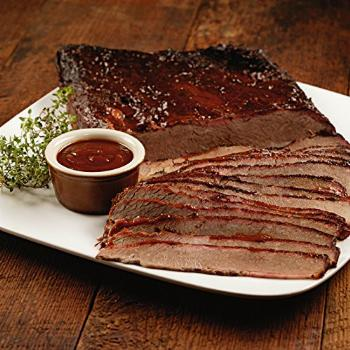 Kansas City Barbecue Beef Brisket, 4 count, 28 oz each from