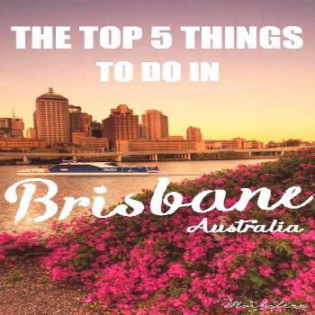The Top 5 Things to Do in Brisbane | The Mochilera Diaries Top 5 things to do in Brisbane, Australi