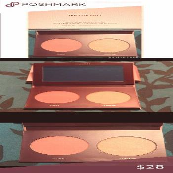 WANDER BEAUTY BLUSH & BRONZER DUO New, Never Used or Swatched  Wander Beauty Tri...#beauty