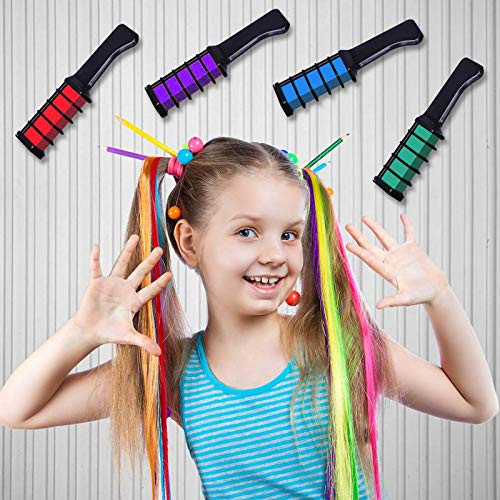 (6 Colors)Funny Gifts for Kids Temporary Bright Washable