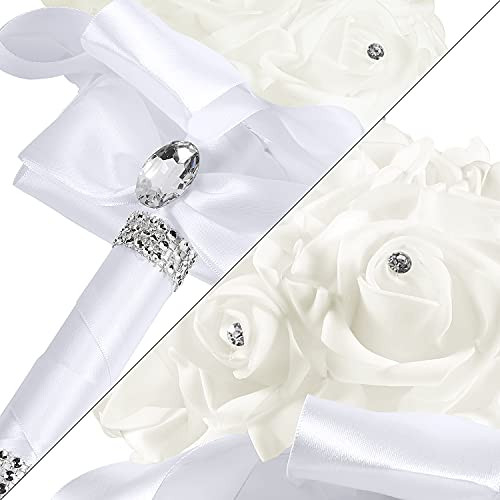 Brides or Bridesmaids Flowers Bouquets for Wedding -
