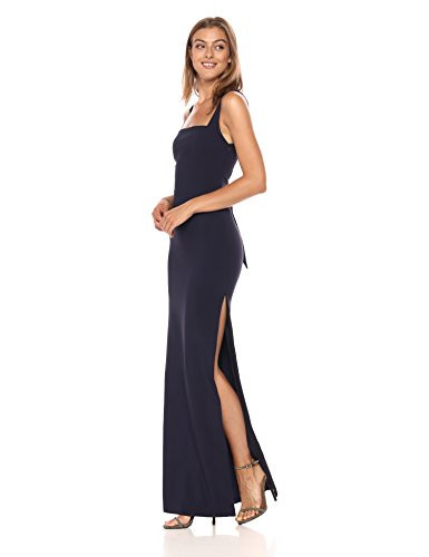 LIKELY Womens Phillipa Bridesmaids Gown, Navy, 4