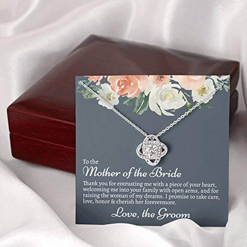 Mother OF Bride Gift from Groom, Mother in Law Wedding Gift